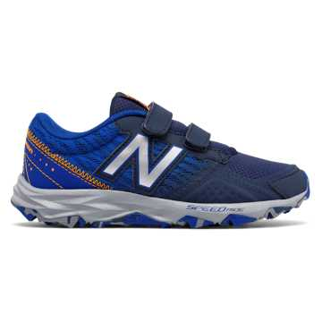 New Balance Hook and Loop 690v2 Trail, Blue with Grey