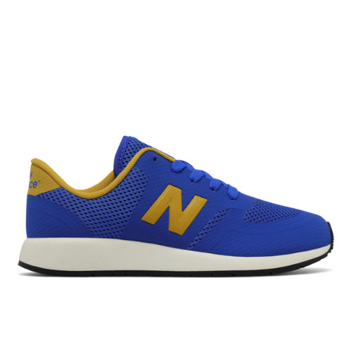 New Balance 420 New Balance Chaussures - Blue/Yellow (Taille EU 37.5 / UK 4.5)