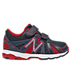 New Balance 634, Navy Blue with Red & White