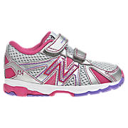 New Balance 634, Silver with Magenta & Purplehaze