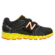 New Balance 750, Black with Yellow