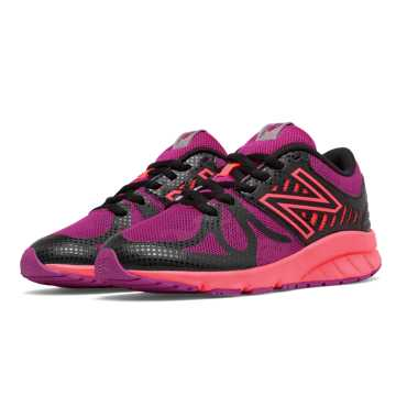 New Balance New Balance 200, Black with Pink