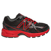 New Balance 512, Black with Red