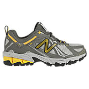 New Balance 610, Silver with Yellow