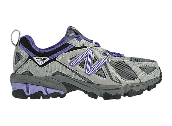 New Balance 610, Grey with Purple