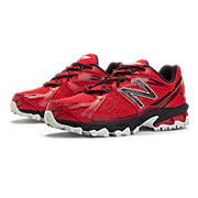 New Balance 610v3, Red with Black
