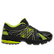 New Balance 634, Black with Lime Green