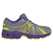 New Balance 634, Grey with Purple