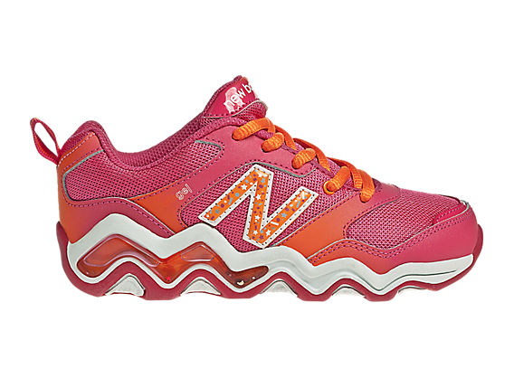 Tetragel 681, Diva Pink with Orange & Pink