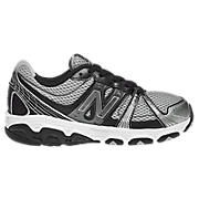 New Balance 689, Black with Silver & White