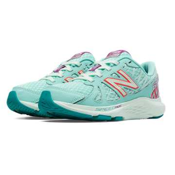 New Balance New Balance 690v4, Blue Light with Purple & Bubble Gum Pink