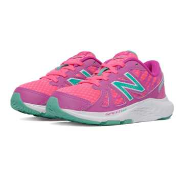 New Balance New Balance 690v4, Pink Glo with Mint Green