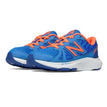 New Balance New Balance 690v4, Blue with Orange & White