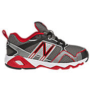 New Balance 695, Black with Red