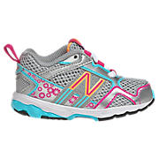 New Balance 695, Pink with Blue