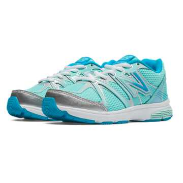 New Balance New Balance 697, Artic Blue with Silver & Blue Surf