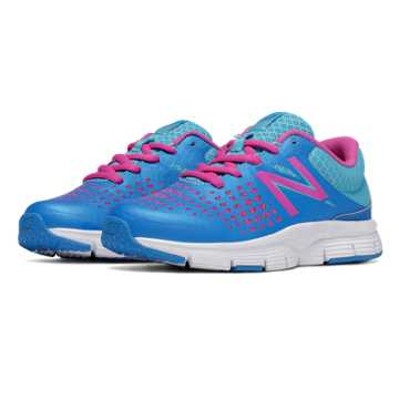 New Balance New Balance 775, Blue with Purple Cactus Flower