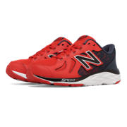 New Balance New Balance 790v6, Red with Dark Grey
