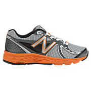 New Balance 790, Grey with Orange