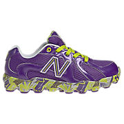 New Balance 825, Purple with Lime