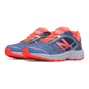 New Balance 860v5, Grey with Coral