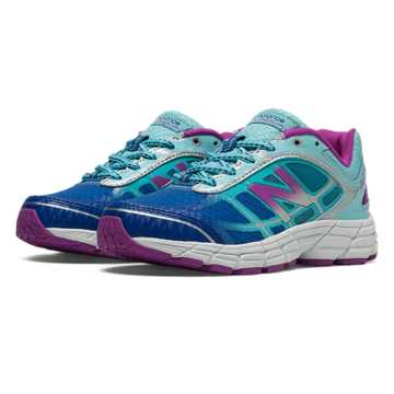 New Balance New Balance 860v5, Blue with Blue Atoll & Exuberant Pink