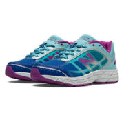 New Balance 860v5, Blue with Blue Atoll & Exuberant Pink