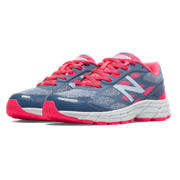 New Balance 880v5, Bubble Gum Pink with Purplehaze
