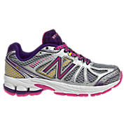 New Balance 880v3, Silver with Pink & Purple
