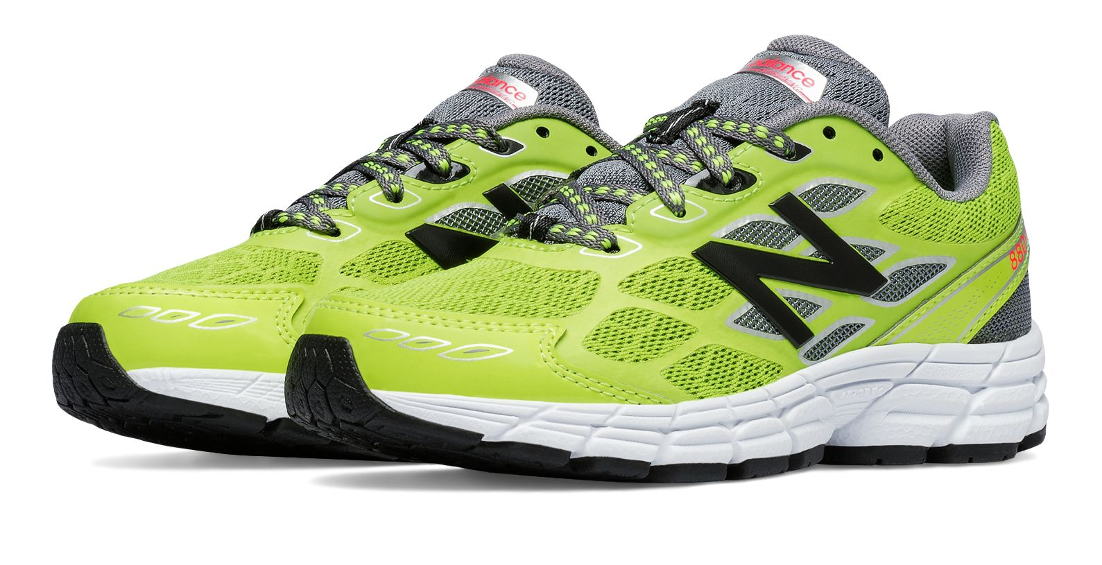 New Balance 880v 5 Grade - school Kids Shoes Yellow