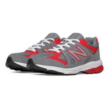 New Balance New Balance 888, Grey with Red