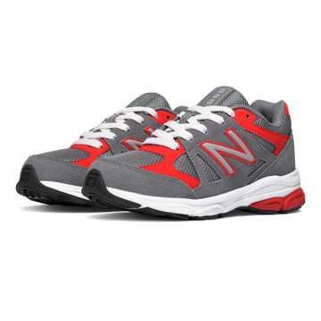 New Balance New Balance 888, Grey with Red
