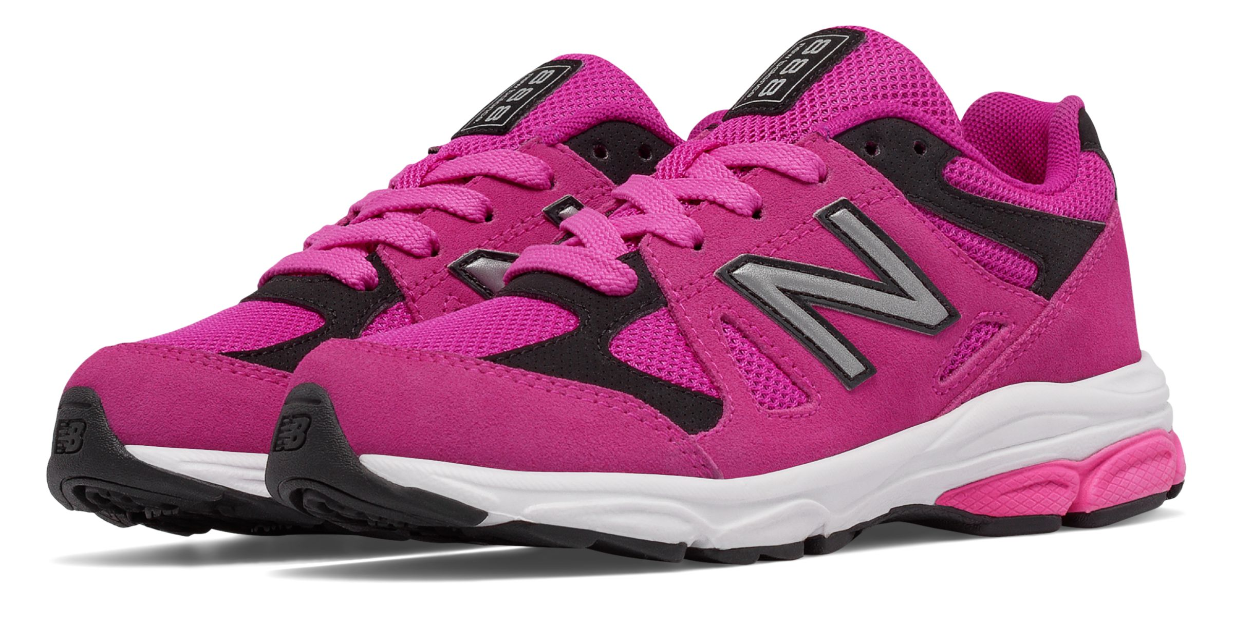 New Balance 888 Pre - school Girls Shoes Pink