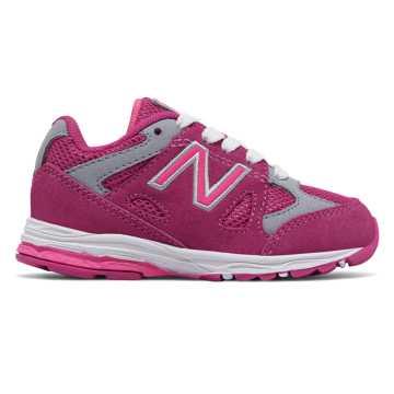New Balance New Balance 888, Pink Zing with Grey