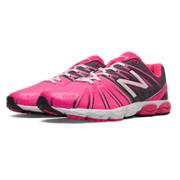 New Balance 890v5, Bubble Gum with Black