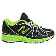 New Balance 890v3, Black with Neon Green