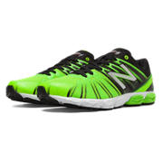 New Balance 890v5, Chemical Green with Black