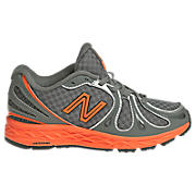 New Balance 890v3, Grey with Orange