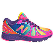 Rainbow 890v3, Diva Pink with Dazzling Blue & Purple