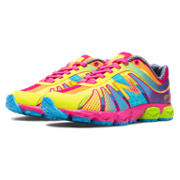 Rainbow 890v4, Yellow with Blue & Pink Glo