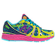 Splatter 890v3, Blue with Neon Yellow & HI-Viz Pink