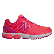 New Balance 890, Watermelon with Berry & White