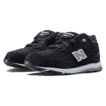 New Balance New Balance 990v3, Black with Grey