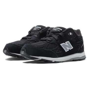 New Balance New Balance 990v3, Black with Grey