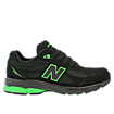 New Balance 990v3, Black with Green
