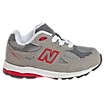 New Balance 990v3, Grey with Red