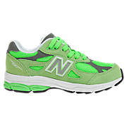 Neon 990v3, Lime with Light Grey
