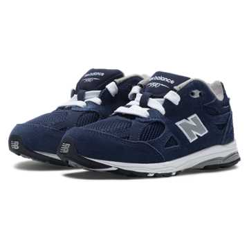 New Balance New Balance 990v3, Navy with Grey
