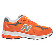 Neon 990v3, Neon Orange with Light Grey