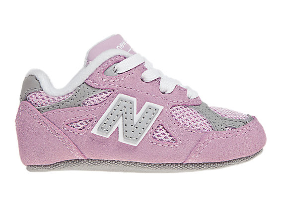 New Balance 990v3, Pink with White